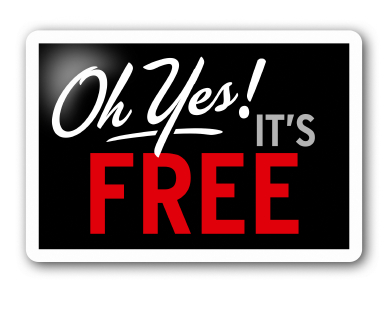 Oh Yes its FREE - iStock