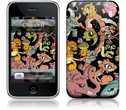 ClusterII-iPhone3G