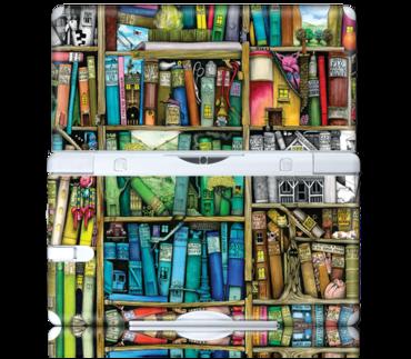 Bookshelfdslitefullback